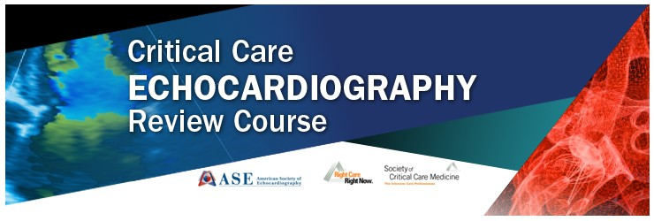 Register for Echocardiography Review Course | November 6-8, 2018 | Rosemont, Illinois, USA